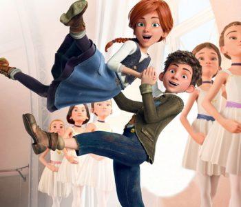 filmy dla dzieci - balerina