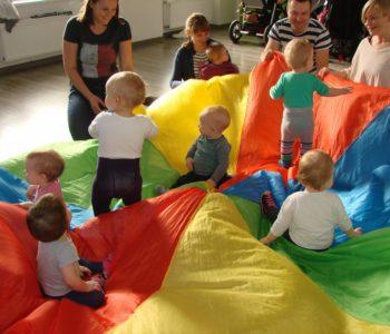 Edukatorek Łódź - Berbecie - zajęcia dla niemowląt