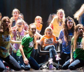 Drzwi spektakl dla dzieci i młodzieży