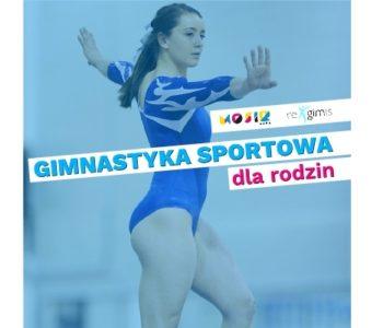 mosir Łódź - gimnastyka sportowa dla rodzin