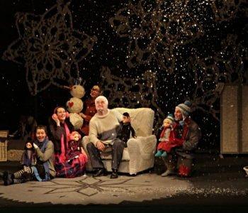 Zimowa przygoda spektakl