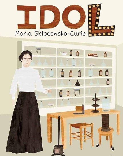 Idol warsztaty z ilustratorką