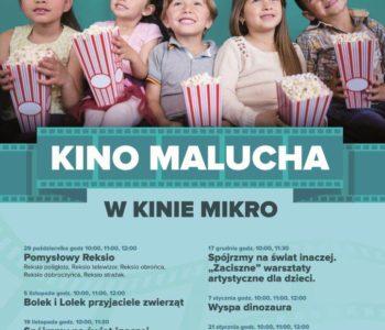 Kino Malucha w Galerii Bronowice_2017