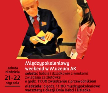 Międzypokoleniowy weekend w Muzeum AK
