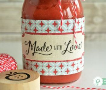 Made with love dzien babci i dziadka Little Chef