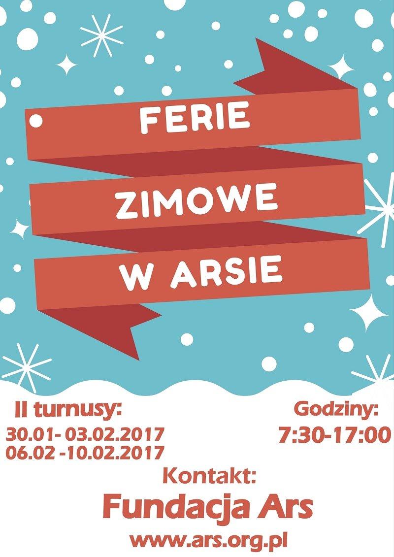 ferie zimowe 2017 w Poznaniu