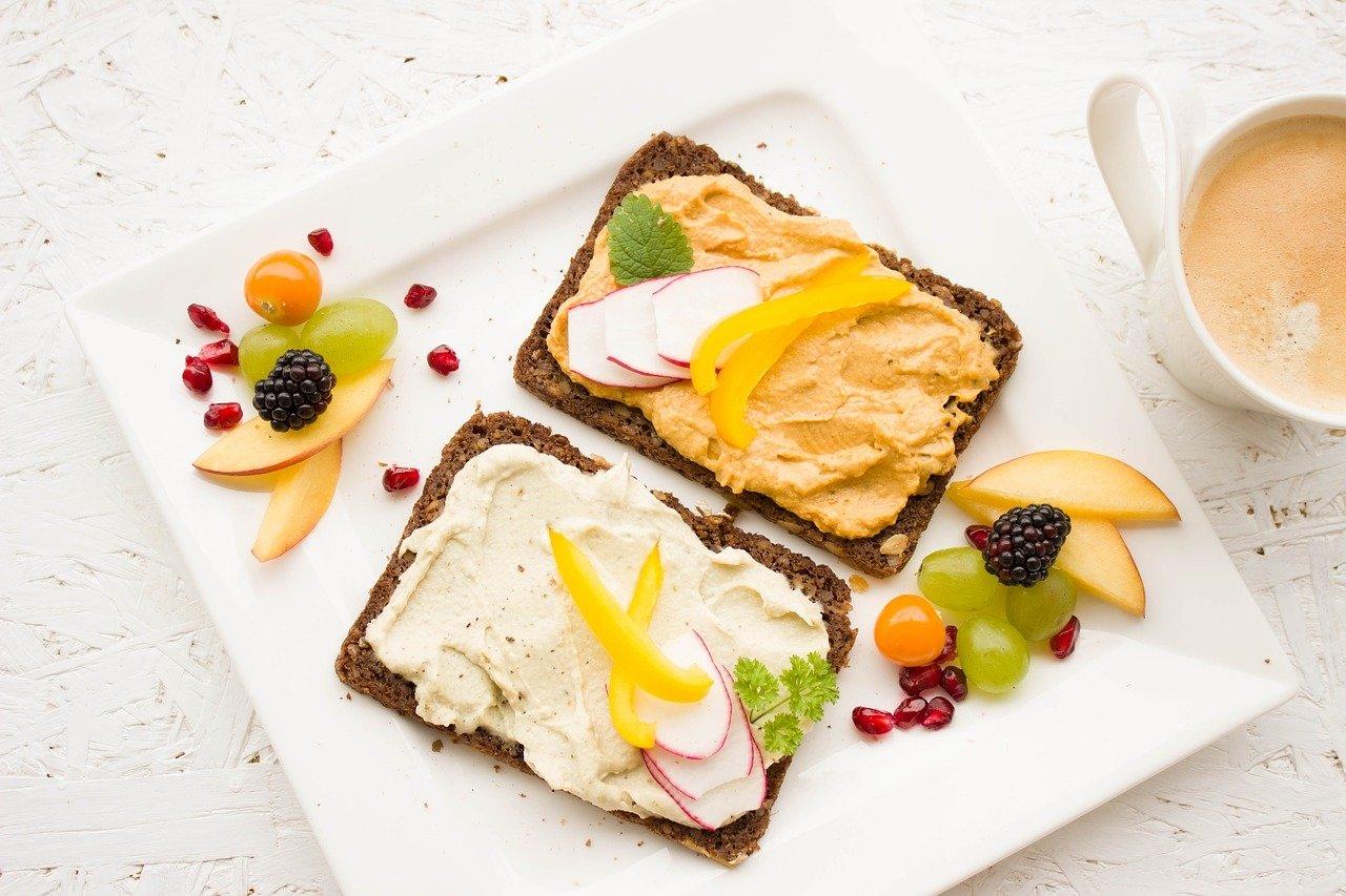 Postanowienia noworoczne i zdrowe odżywianie dzieci śniadanie
