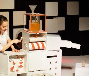 Soko Loko – spektakl dla dzieci w Teatrze Animacji