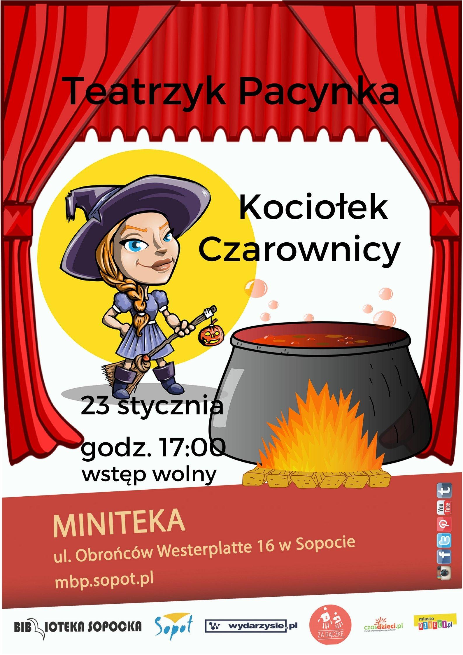 Teatrzyk Pacynka 23.01