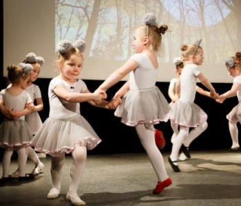 Zajęcia teatralno-taneczne dla najmłodszych w Cricotece