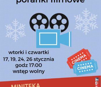 Zimowe poranki filmowe
