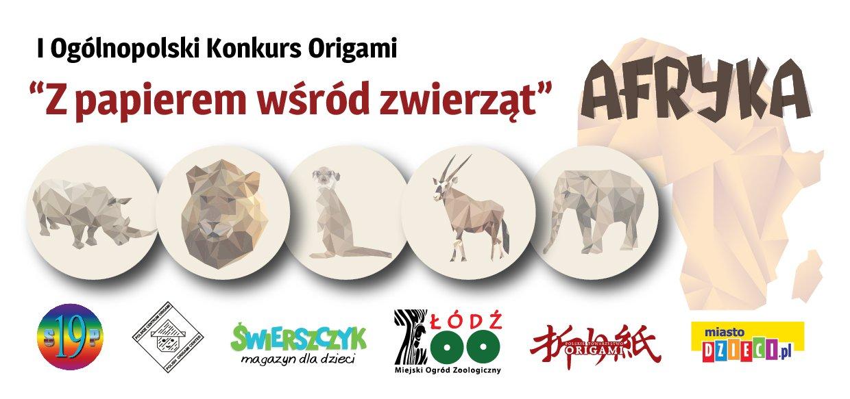 konkurs origami 2017 baner