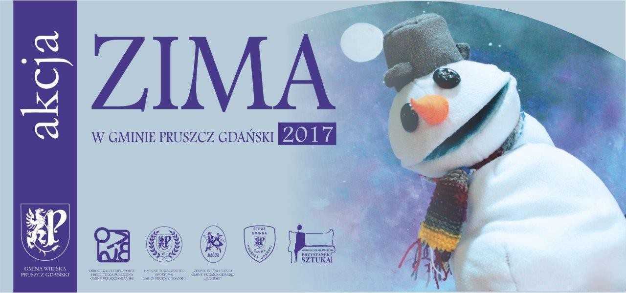 baner_zima ferie zimowe 2017 pruszcz gdański