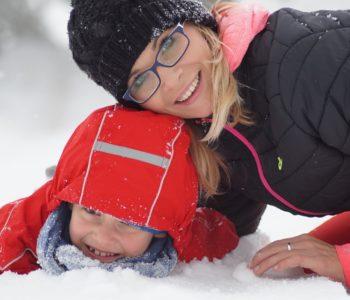 10 zabaw zimowych dla dzieci