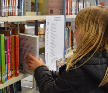 dziecko biblioteka książki