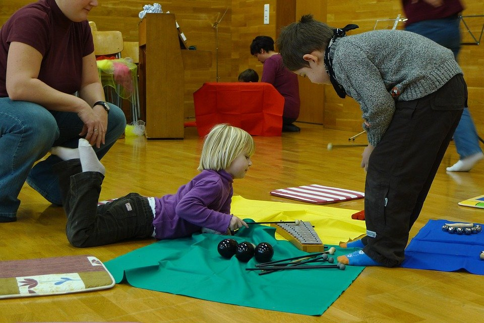 Zajęcia rytmiczno – umuzykalniające dla dzieci