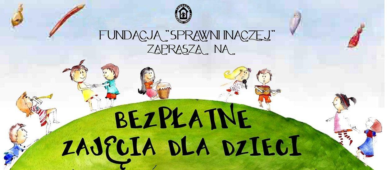 bezpłątne zajęcia językowe dla dzieci