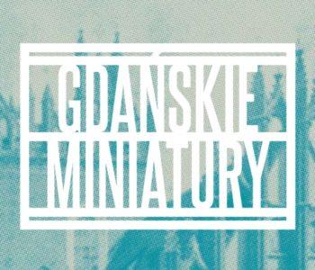 gdanskie miniatury 2017 okładka