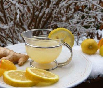 9 domowych syropów na przeziębienie