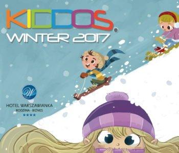kiddos Hotel Warszawianika Ferie zimowe 2017 Warszawa Serock