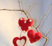 serca z filcu pixabay