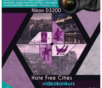 Konkurs wideo Hate Free Cities