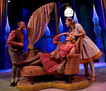 Teatr w Częstochowie Roszpunka