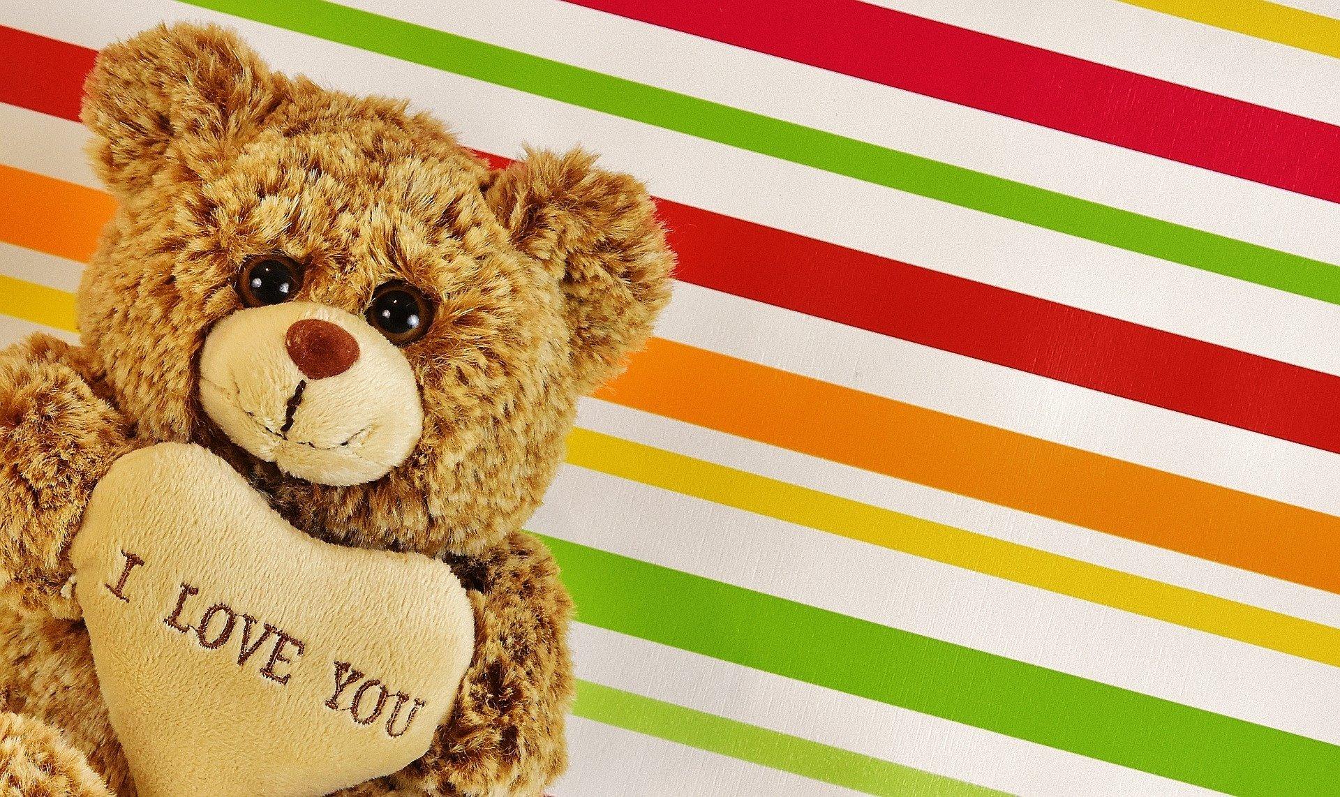 Walentynkowe życzenia i wierszyki dla dzieci