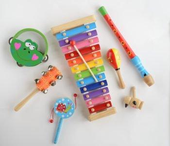 Od grzechotki do orkiestry - popołudniowe warsztaty muzyczne dla maluchów i ich rodziców