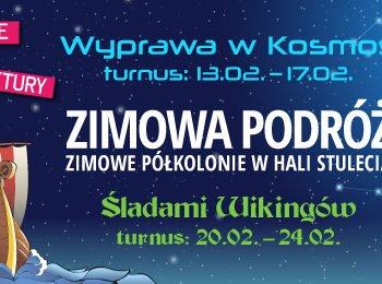 półkolonie zimowe Wrocław