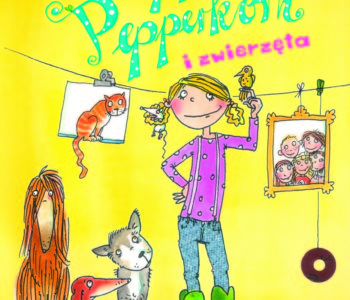 Pippi Pepperkorn i zwierzęta. Recenzja