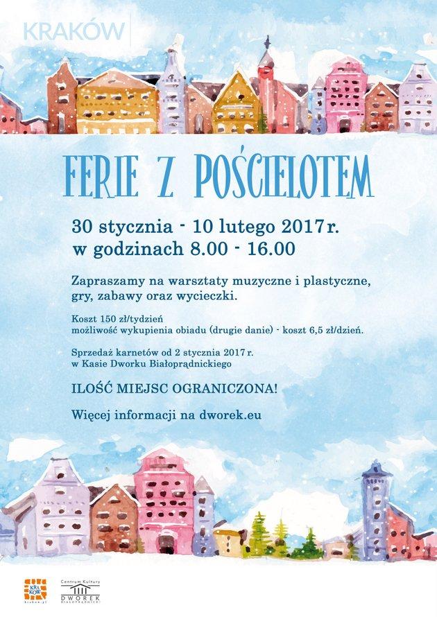 Ferie w Dworku Kraków