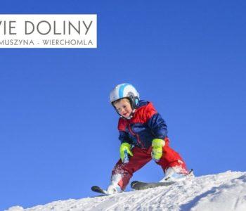 Dzieci i narty – połączenie doskonałe