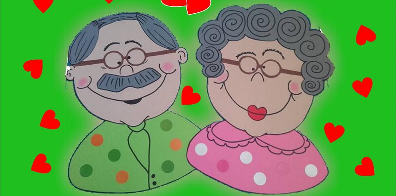 babcia i dziadek w koglu-moglu