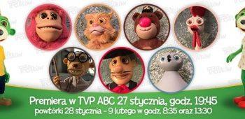 trefliki rodzina treflików TVP ABC