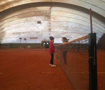 Bezpłatne zajęcia w Tenis24 w ferie