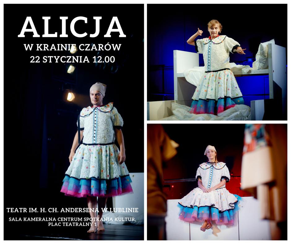 Alicja w krainie Czarów Lublin