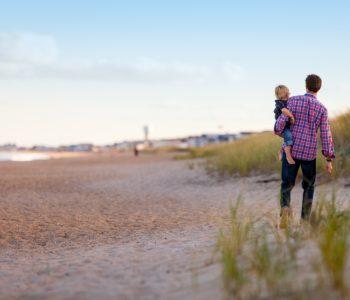 być ojcem a nie drugą matka