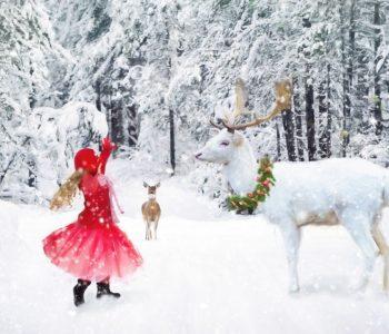 taniec zima dzień Babci i Dziadka KArnawał