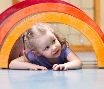 Zajęcia ruchowe dla dzieci 2-3 letnich