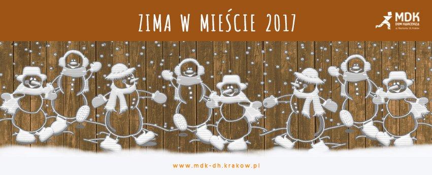 Akcja zima 2017 MDK Dom Harcerza