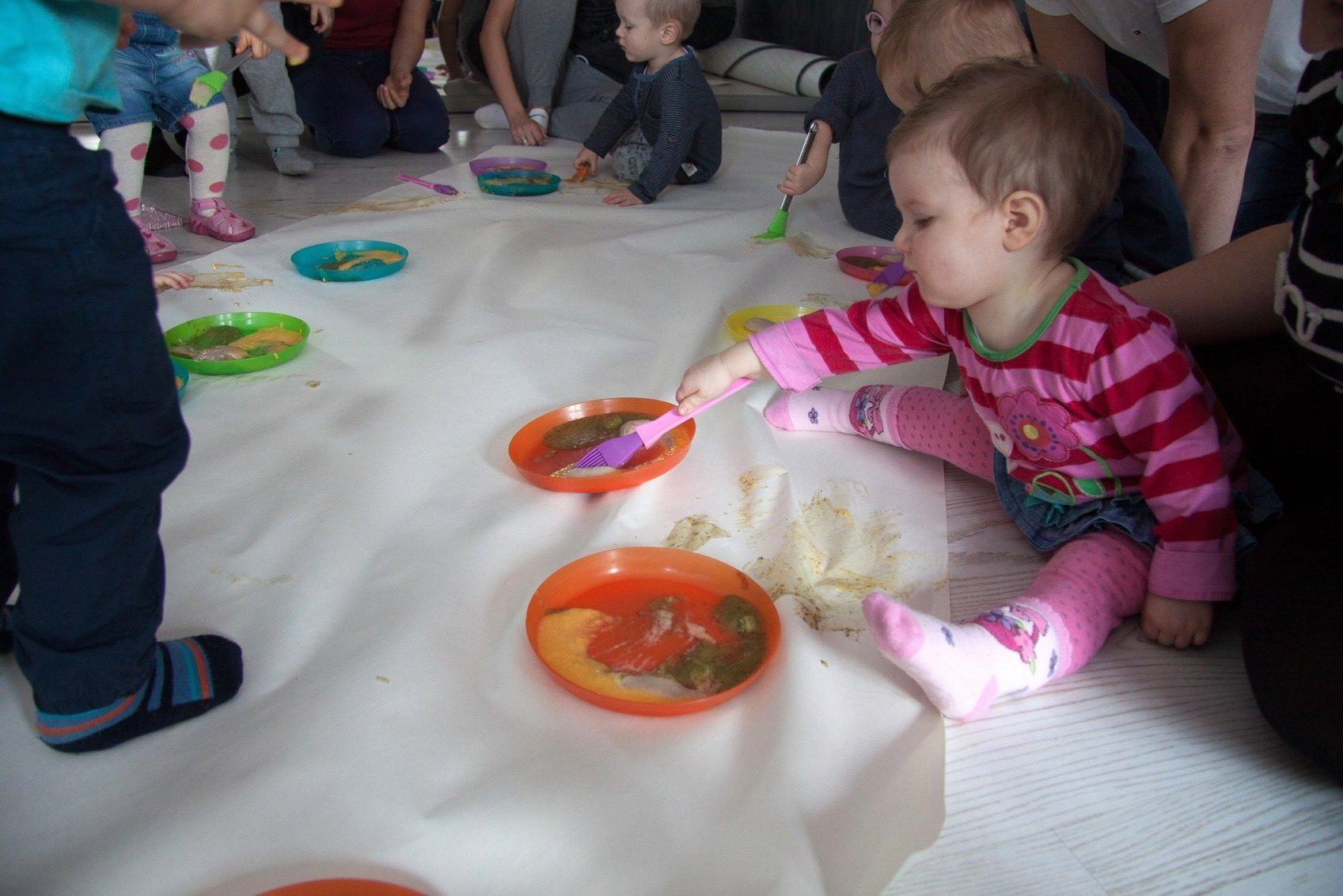 Sensorki w Baby Club Cafe - recenzja Iza Jóźwiak 4