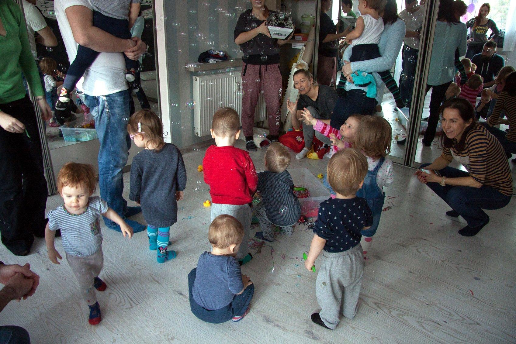 Sensorki w Baby Club Cafe - recenzja Iza Jóźwiak 2