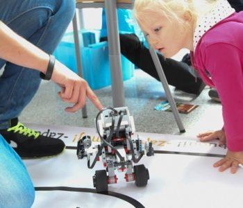 warsztaty z robotyką dla dzieci i dorosłych