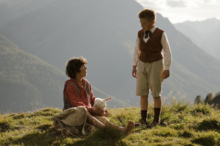 Czytamy i Oglądamy w Agrafce - Alpejska przygoda