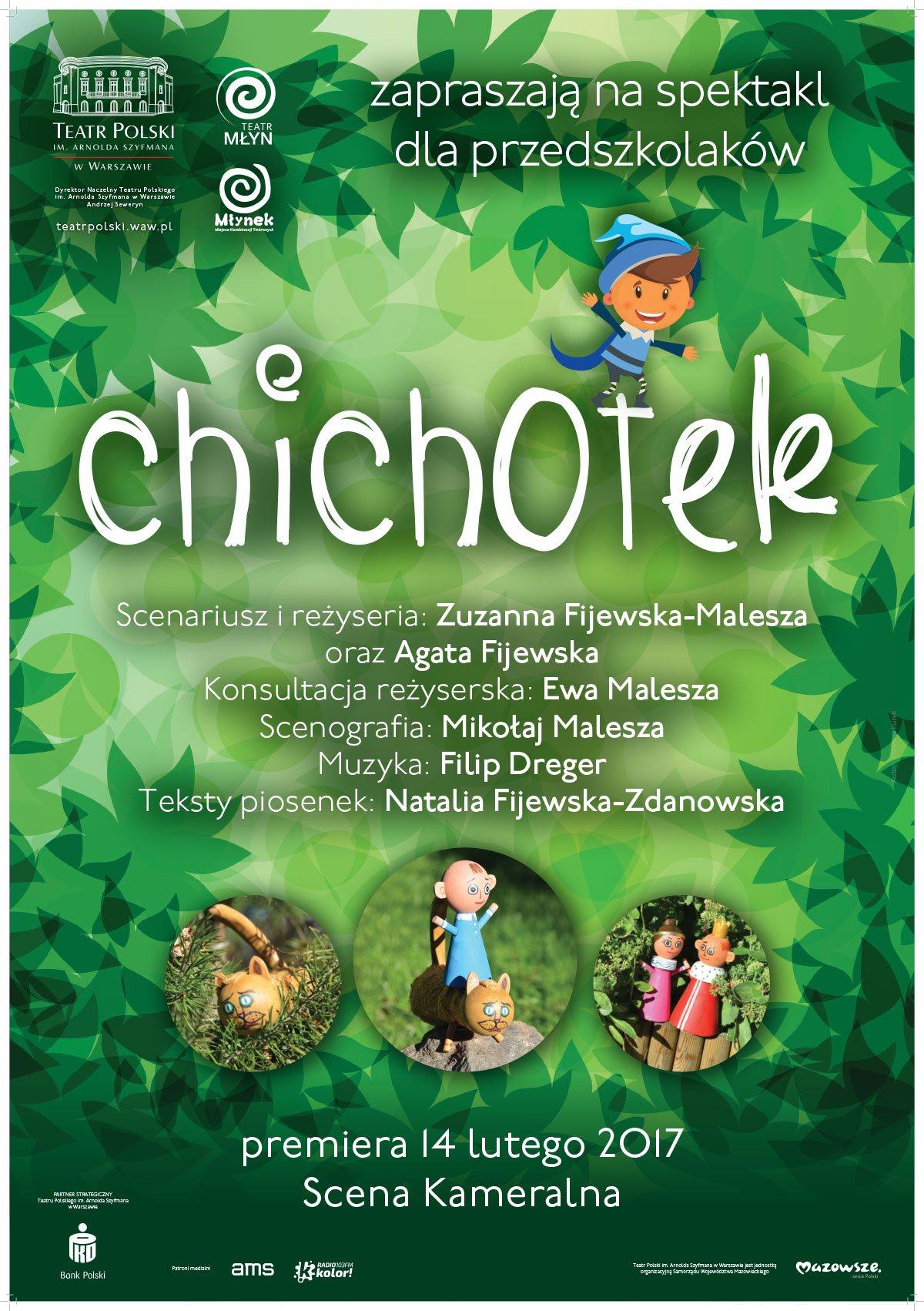 Chochotek teatr Polski