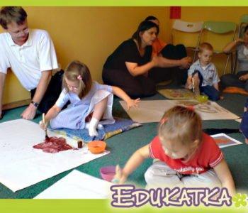 Zajęcia dla dzieci - zapisy na wiosenny semestr. Bezpłatne lekcje pokazowe