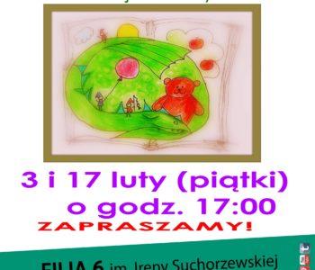 Filia 6 Bajkowe spotkania 3 i 17 luty 17