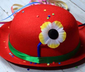 Cyrkowe urodziny dla dziecka