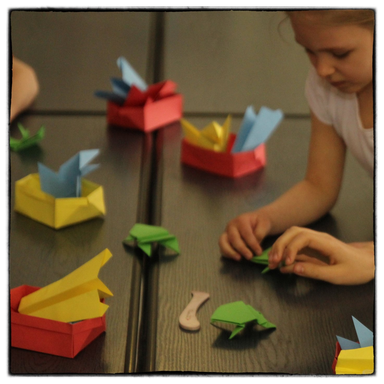 Origami dla dzieci w Łodzi